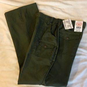 NWT Boy Scout Pant BSA  22 x 31